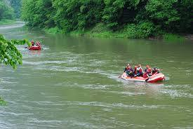 Spływy na Popradzie